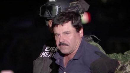 El juicio contra 'El Chapo' Guzmán comenzará el 16 de abril de 2018