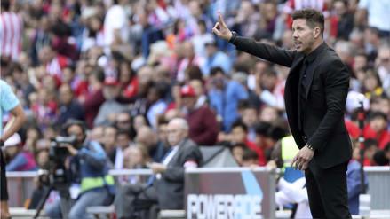 """Simeone sobre la remontada: """"Para muchos es imposible, para nosotros no"""""""