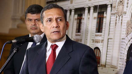 Nuevo testimonio señala que Ollanta Humala ordenó ejecuciones extrajudiciales