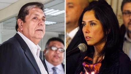 Nadine Heredia a Alan García: