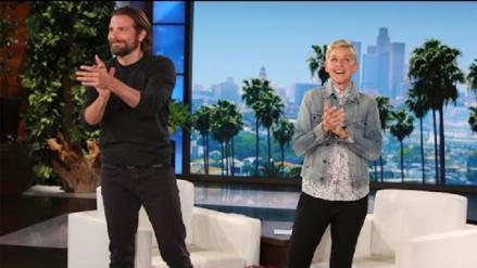 Bradley Cooper aparece en TV tras convertirse en padre