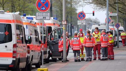 Evacuaron a 50 mil personas en Alemania tras encontrar bombas de la II Guerra Mundial