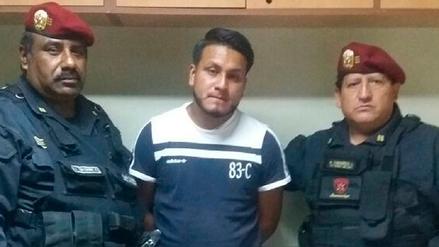 Policía capturó a integrante de banda de asaltantes de farmacia en Puente Piedra