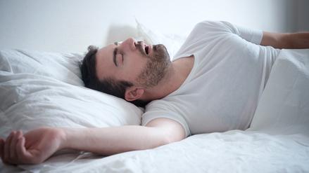 Apnea del sueño, enfermedad que no nos deja descansar eficazmente