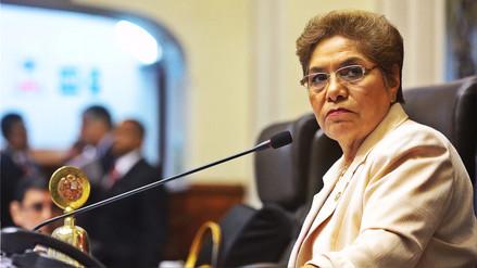 """Luz Salgado: """"No se puede dar ley con nombre propio"""""""