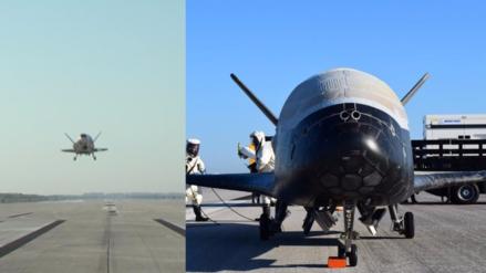 Dron espacial secreto de EE.UU. aterrizó en Florida y causó explosión sónica