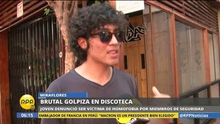 Un joven de 21 años denunció brutal agresión en una discoteca de Miraflores