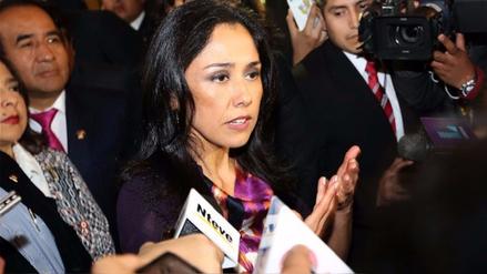 Reprograman audiencia para revisar los presuntos audios de Nadine Heredia