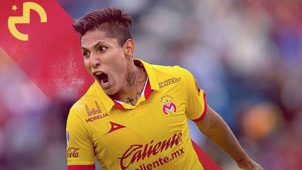 Los 9 goles de Raúl Ruidíaz para ser bicampeón de goleo en México