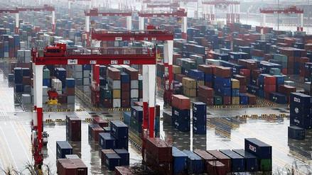 El comercio exterior de China aumenta un 16,2 % en abril