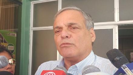 Prefecto de Lambayeque tilda de insurrección firma de memorial en su contra