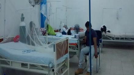 Se reportaron casos de pacientes con dengue y Chikungunya a la vez en Piura