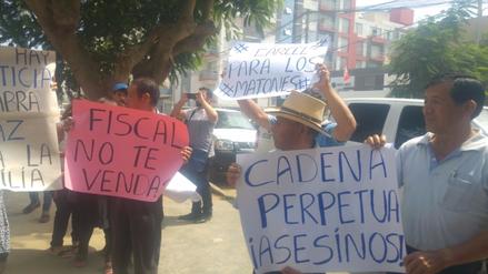 Virú: 10 años de cárcel recibiría menor por matanza