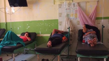 Más de mil 500 casos confirmados y probables de dengue en Lambayeque