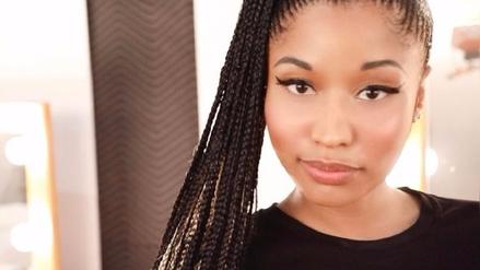 Nicki Minaj pagará estudios a varios jóvenes