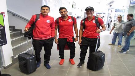 Aurich viajó Argentina para conseguir buen resultado por la Copa Sudamericana