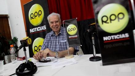 El público de RPP Noticias recordó a Fernando Maestre y lamentó su fallecimiento