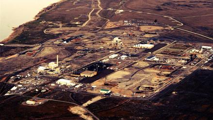 Un almacén nuclear de EE.UU. declaró alerta tras colapsar uno de sus túneles