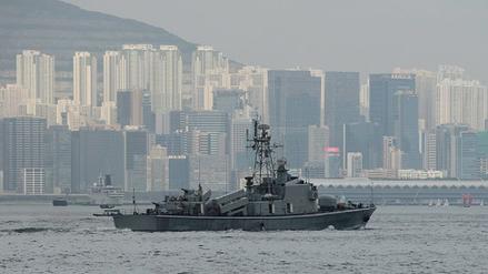 China probó con éxito un nuevo misil cerca de la península coreana