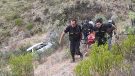 Cajamarca: hombre murió al caer de un abismo en Tembladera