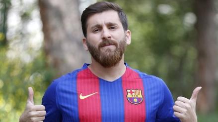 El 'gemelo' de Lionel Messi fue arrestado en Irán