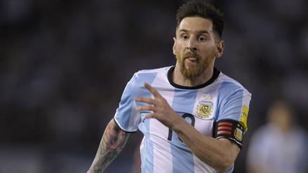 Abogado de Lionel Messi: