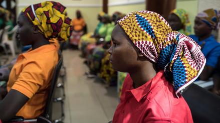 ¿Por qué una de las niñas secuestradas por Boko Haram se negó a ser rescatada?