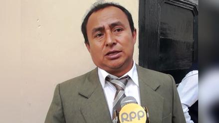 Gregorio Santos denunció que Inteligencia PNP lo sigue a todas partes