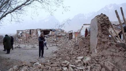 Ocho muertos dejó un terremoto de 5,5 de magnitud en China