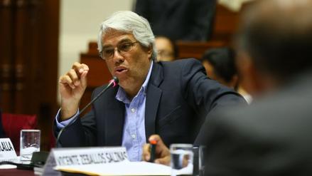 """Gino Costa: """"Fuerza Popular decidió dejar a Fujimori en la cárcel"""""""
