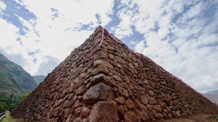 Andenes gigantes de Yucay  fueron puestos en uso público