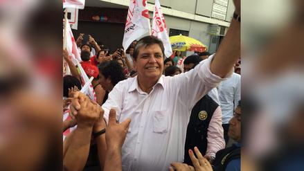 Odebrecht: confían que Alan García no dejará de colaborar con la justicia