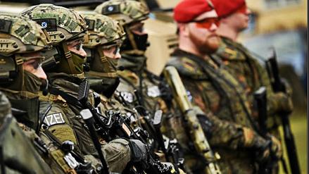 Detienen a soldado alemán que planeaba ataque ultraderechista