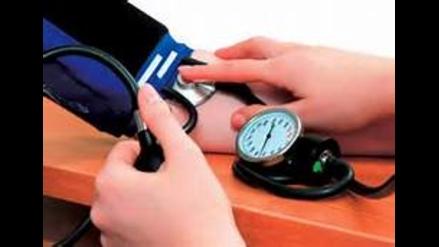 Casos de hipertensión arterial registran preocupante incremento