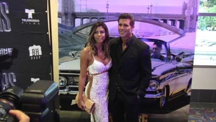 Video | Christian Meier y Alondra García se lucen como pareja