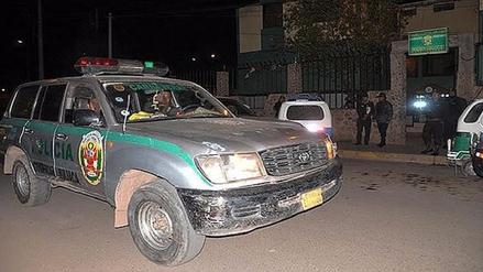 Juliaca: ciudadano denuncia que presuntos policías le robaron 31 mil soles