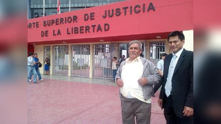 Trujillo: liberan anciano que figuraba en lista de los más buscados