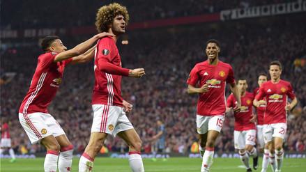 Manchester United eliminó al Celta y disputará la final de la Europa League