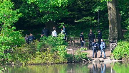 Aparecieron dos cadáveres flotando en el Central Park de Nueva York