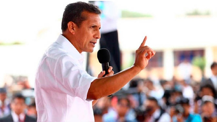Testigo asegura que Ollanta Humala ordenó chuponear a candidatos opositores