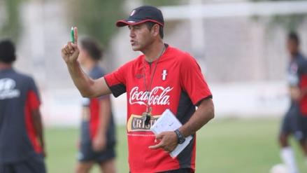 """Agustín Lozano: """"Daniel Ahmed pasa por una evaluación seria y él lo sabe"""