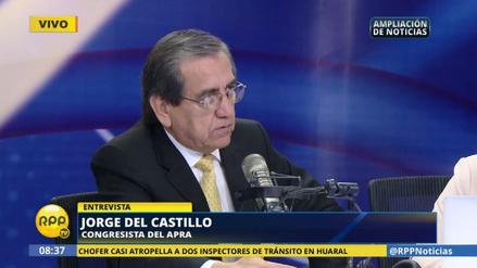 "Jorge del Castillo identificó a AG como ""Alessandro Gonçalves"""