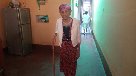 La madre más longeva de Lambayeque tiene 106 años y revela sus secretos