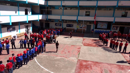 Tarma: 60 escolares sufrieron intoxicación por comer vísceras de pollo