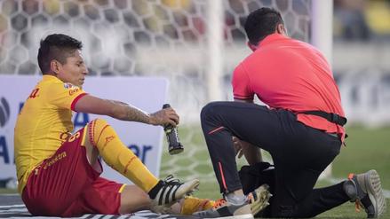 Monarcas Morelia informó el grado de la lesión de Raúl Ruidíaz