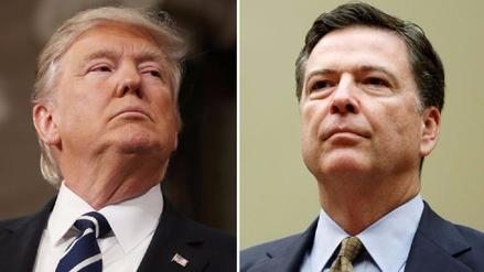 Trump le pidió lealtad al jefe del FBI antes de despedirlo y este le ofreció honestidad
