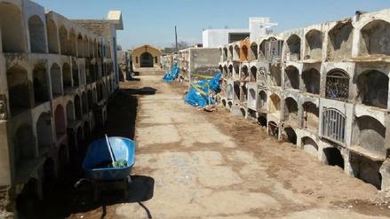 Cementerio de Túcume abrirá sus puertas este domingo 14 de mayo