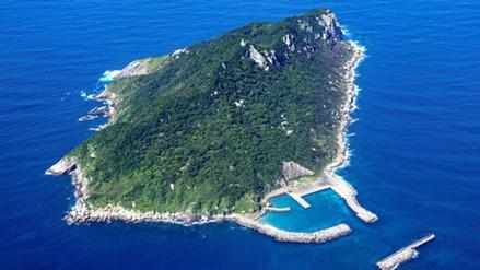 Una isla prohibida para mujeres en Japón sería declarada Patrimonio de la Humanidad