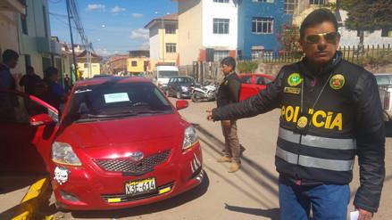 Capturan a tres delincuentes de banda 'Los falsos taxistas'