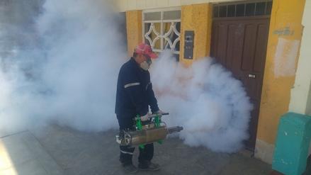 Casos de dengue se incrementan a casi 500 en la región Áncash